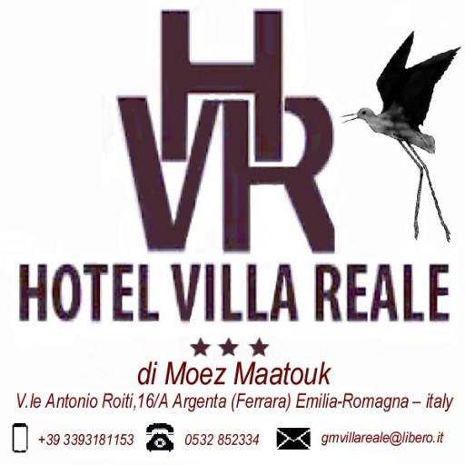 Hotel Villa Reale Argenta ***